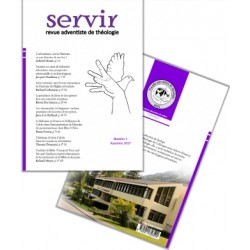 Revue Servir abonnement 2...