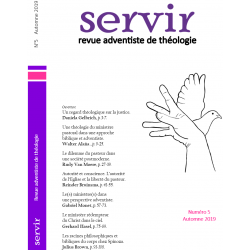 Revue Servir n°5